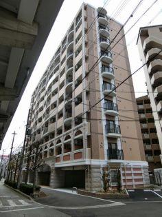 Luxe田辺[8階]の外観