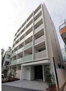 東京都港区南青山2丁目の賃貸マンションの外観