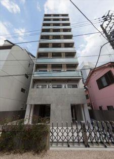東京都港区北青山2丁目の賃貸マンションの外観
