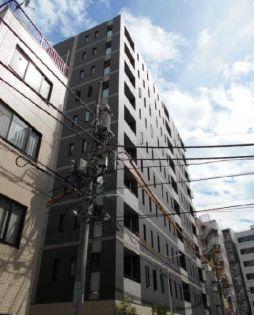 オープンレジデンシア築地[8階]の外観