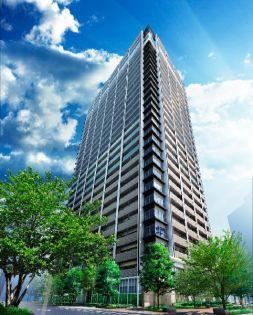 ブリリアザ・タワー東京八重洲アベニュー[17階]の外観