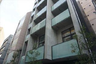 東京都千代田区飯田橋1丁目の賃貸マンションの外観