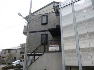 東京都江東区塩浜2丁目の賃貸アパートの外観