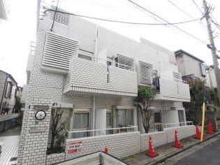 アパートメント下北沢[101号室]の外観
