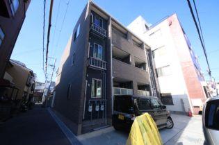 兵庫県神戸市長田区細田町3丁目の賃貸アパートの外観
