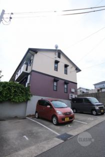 兵庫県神戸市垂水区南多聞台5丁目の賃貸アパートの外観