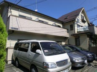 鎌倉ハイツ[102号室]の外観