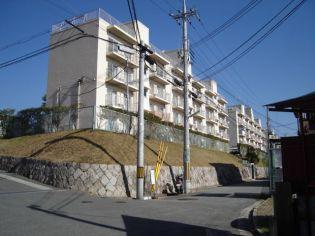 View Terrace 売布Ⅱ[105号室]の外観