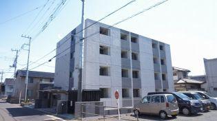 埼玉県坂戸市三光町の賃貸マンションの外観