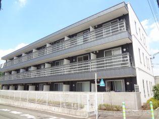 studio flat minami-osawa[1階]の外観
