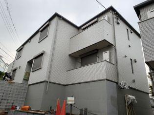 シャンス東寺尾中台27[202号室]の外観