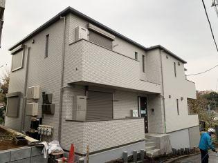 シャンス東寺尾中台26[202号室]の外観
