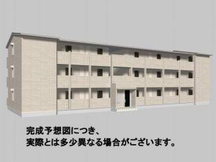 D-room野崎[2階]の外観
