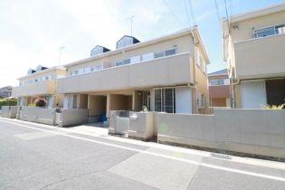 兵庫県神戸市垂水区桃山台5丁目の賃貸アパートの外観