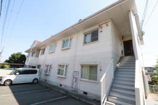 兵庫県神戸市西区北別府3丁目の賃貸アパートの外観