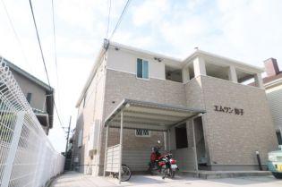 兵庫県神戸市垂水区西舞子1丁目の賃貸アパートの外観