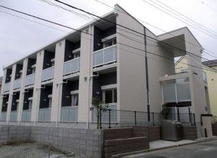 神奈川県川崎市麻生区王禅寺東1丁目の賃貸アパートの外観