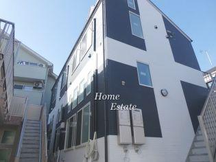 アマンレジデンス横濱[1階]の外観