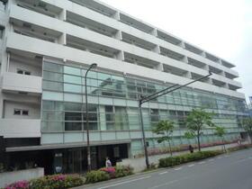 ヒューリック目黒三田[4階]の外観