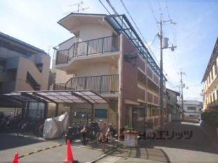 ハイツ松山[106号室]の外観