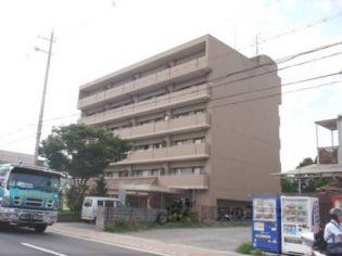 京都府久世郡久御山町佐山双栗の賃貸マンションの外観