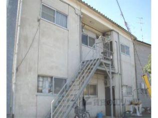 喜荘[1F-3号室]の外観