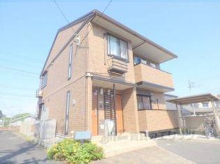 滋賀県大津市別保2丁目の賃貸アパートの外観