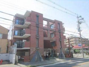 ル・モンド三宅[102号室]の外観