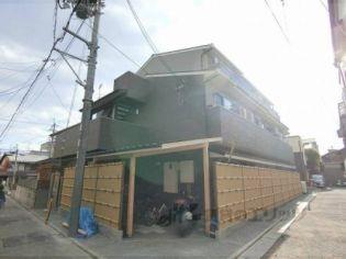 アールグランツ盧山寺千本[201号室]の外観