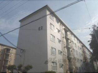 竹の台団地E2棟302号室[302号室]の外観